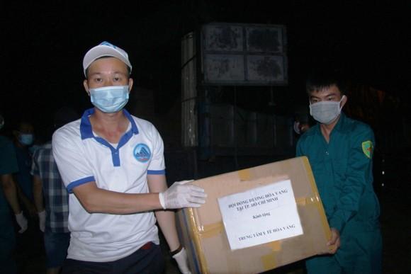 Hội đồng hương Hòa Vang tại TPHCM chung tay cùng Đà Nẵng chống dịch ảnh 1