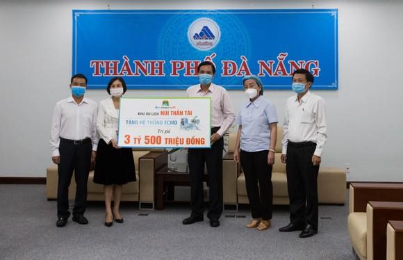 Đà Nẵng tiếp nhận máy ECMO trị giá 3,5 tỷ đồng