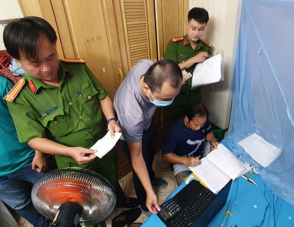 Triệt phá đường dây đánh bạc trên 3.000 tỷ đồng tại Đà Nẵng và Gia Lai  ảnh 1