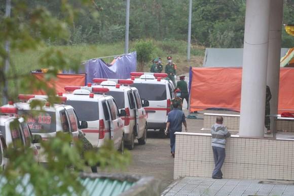Tìm thấy 22 thi thể tại khu vực sạt lở Đoàn kinh tế quốc phòng 337 ảnh 1
