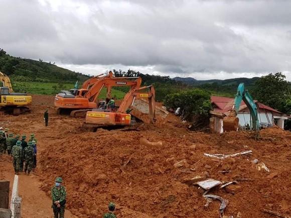 Tìm thấy 22 thi thể tại khu vực sạt lở Đoàn kinh tế quốc phòng 337 ảnh 3