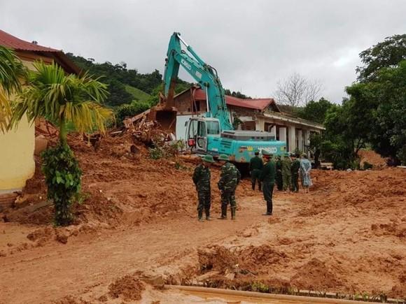 Tìm thấy 22 thi thể tại khu vực sạt lở Đoàn kinh tế quốc phòng 337 ảnh 4
