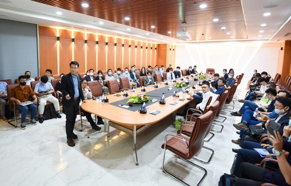 Gần 30 doanh nghiệp CNTT Hàn Quốc đến tìm hiểu tiềm năng đầu tư tại Đà Nẵng ảnh 2