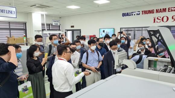 Gần 30 doanh nghiệp CNTT Hàn Quốc đến tìm hiểu tiềm năng đầu tư tại Đà Nẵng ảnh 1