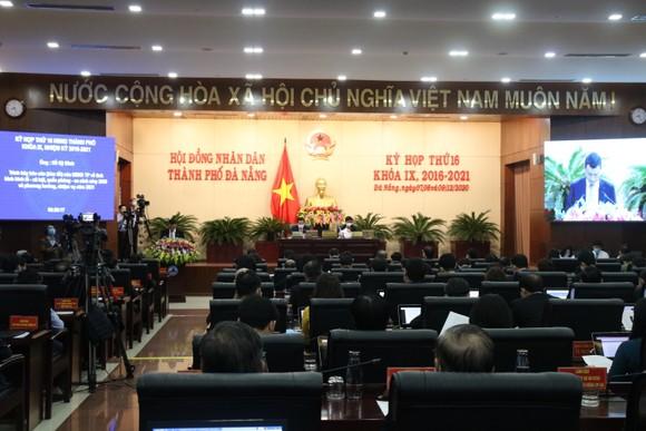 Đại dịch và thiên tai khiến Đà Nẵng lần đầu tăng trưởng âm ảnh 1