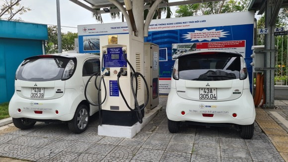 Đà Nẵng khuyến khích sử dụng ô tô điện cho các cơ quan thuộc thành phố quản lý ảnh 1