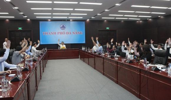 Thống nhất giới thiệu Chủ tịch UBND TP Đà Nẵng ứng cử đại biểu HĐND thành phố  ảnh 2