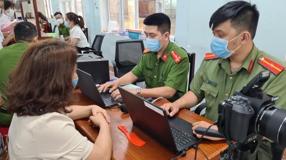 Bộ Công an kiểm tra công tác cấp căn cước công dân tại miền Trung ảnh 5