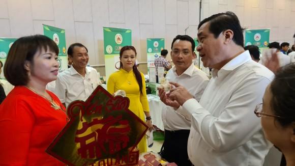 Nông dân Quảng Nam đưa sản phẩm vào thị trường TPHCM ảnh 2