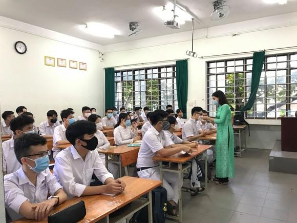 Quảng Nam cho phép học sinh đi học trở lại từ ngày 6-5 ảnh 1