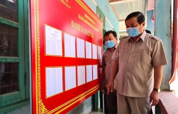 Quảng Nam: Đảm bảo an toàn tuyệt đối cho cuộc bầu cử sớm ảnh 1