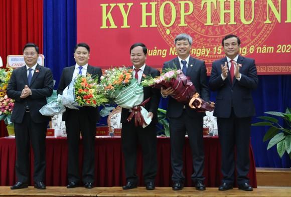 Quảng Nam bầu chức danh Chủ tịch HĐND và UBND tỉnh ảnh 5