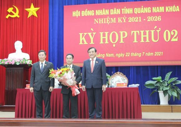 Quảng Nam có tân Phó Chủ tịch UBND tỉnh ảnh 1