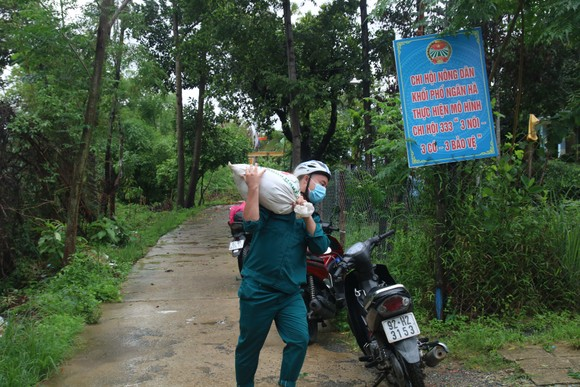 Quảng Nam: Gấp rút di dời người dân vùng cao trước khi bão số 5 đổ bộ ảnh 3