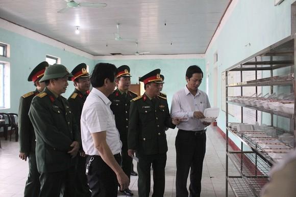 Cận cảnh khu cách ly sẵn sàng đón 274 công dân Việt Nam từ Trung Quốc về nước  ảnh 7