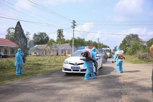 Cận cảnh khu cách ly sẵn sàng đón 274 công dân Việt Nam từ Trung Quốc về nước  ảnh 3
