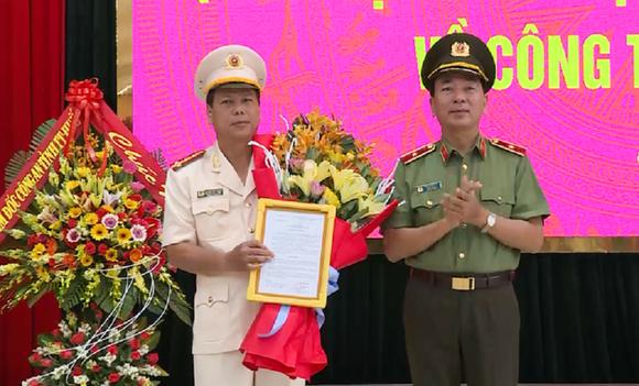 Phó Giám đốc Công an Thừa Thiên Huế làm Giám đốc Công an Quảng Trị ảnh 1