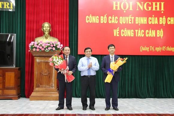 Thứ trưởng Bộ Văn hóa, Thể thao và Du lịch Lê Quang Tùng giữ chức Bí thư Tỉnh ủy Quảng Trị