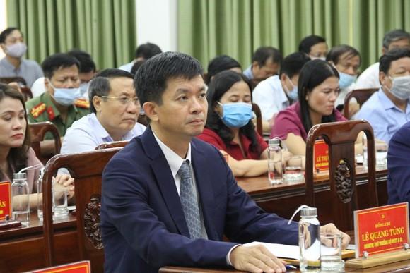 Thứ trưởng Bộ Văn hóa, Thể thao và Du lịch Lê Quang Tùng giữ chức Bí thư Tỉnh ủy Quảng Trị  ảnh 1