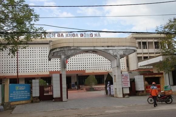 Khu cách ly của Trung tâm y tế thành phố Đông Hà