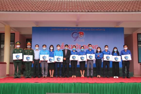 Quảng Trị: Tăng cường hỗ trợ thanh niên phát triển kinh tế   ảnh 2