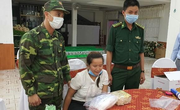 Bộ đội Biên phòng Quảng Trị liên tiếp bắt giữ nhiều vụ vận chuyển ma túy ảnh 1