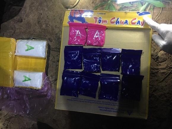 Bắt giữ đối tượng từ Lào vận chuyển 6.000 viên ma túy vào biên giới ảnh 1