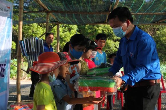 Quảng Trị: Tổ chức lớp dạy bơi miễn phí cho trẻ em khuyết tật ảnh 2