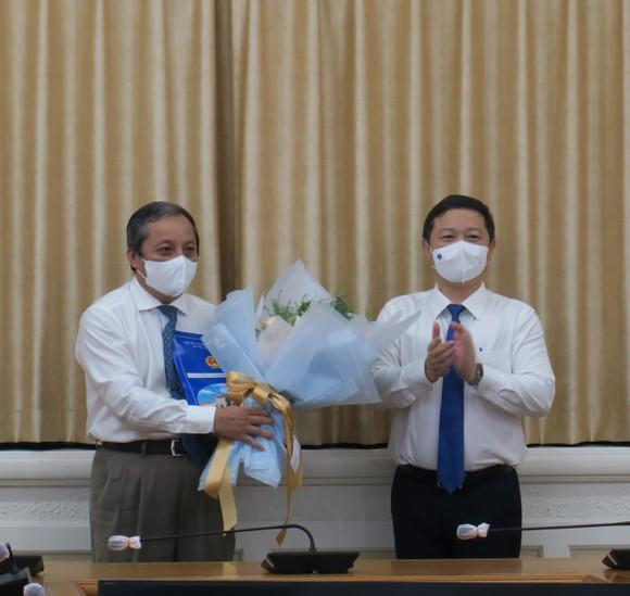 Ông Đỗ Việt Hà nhận nhiệm vụ mới tại Liên hiệp các tổ chức hữu nghị TPHCM ảnh 1