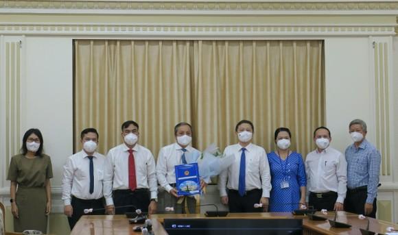 Ông Đỗ Việt Hà nhận nhiệm vụ mới tại Liên hiệp các tổ chức hữu nghị TPHCM ảnh 2