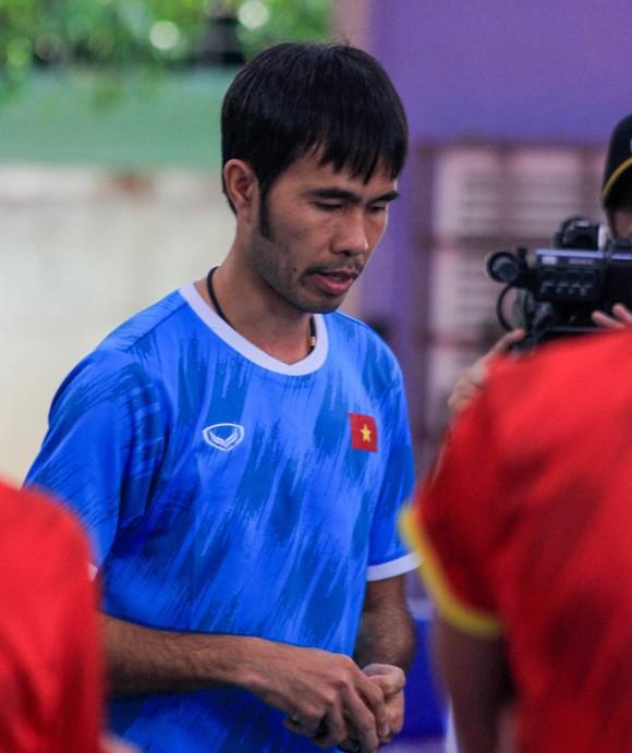 Đội tuyển futsal Việt Nam mất trận đấu tập vì dịch Covid-19 ảnh 1