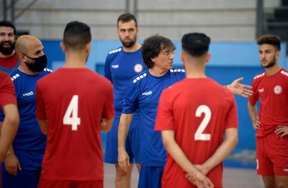 Tuyển futsal Lebanon chốt đội hình: Có hung thần của Thái Sơn Nam ảnh 1
