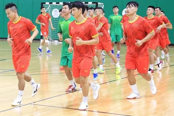 Tuyển futsal Việt Nam định đoạt số phận từ tình huống cố định ảnh 1