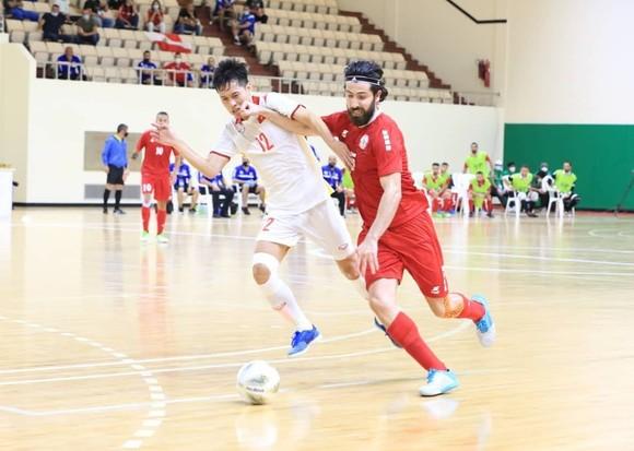 Đội tuyển futsal Việt Nam giành vé dự World Cup 2021 ảnh 1