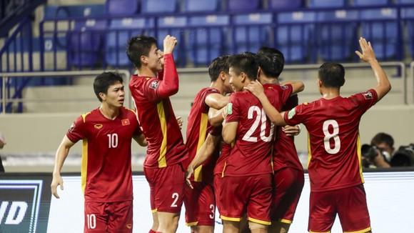 Son Heung-min giúp đội tuyển Việt Nam rộng cửa đi tiếp ảnh 1