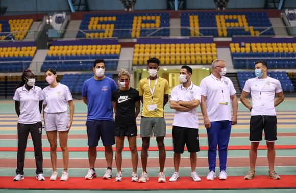 Olympic Tokyo 2020: Có một đoàn thể thao khao khát về quyền được sống ảnh 3