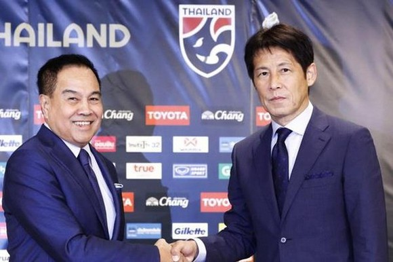 Cựu HLV CLB TPHCM được tiến cử dẫn dắt đội tuyển Thái Lan? ảnh 1