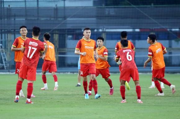 Tiền đạo Xuân Nam (Topenland Bình Định) là một trong 4 gương mặt bổ sung của HLV Park Hang-seo cho đội tuyển Việt Nam. Ảnh: NHẬT ĐOÀN