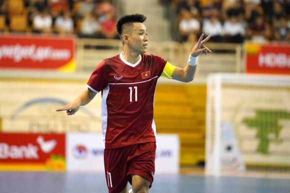 Đội trưởng futsal Việt Nam muốn tái hiện thành tích như World Cup 2016 ảnh 1