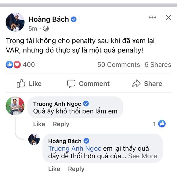 Nghệ sĩ đòi công bằng cho tuyển Việt Nam, chuyên gia khó xác định phạt đền hay không? ảnh 2