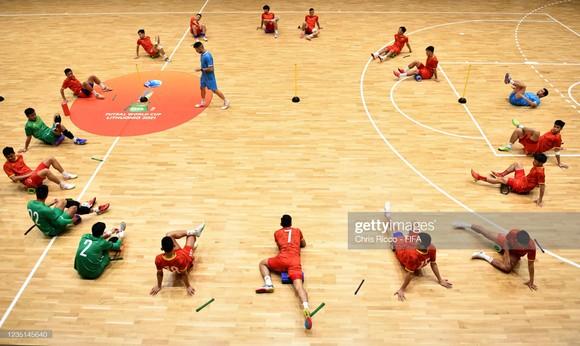 Hôm nay, khai mạc kỳ Futsal World Cup đặc biệt nhất lịch sử ảnh 6