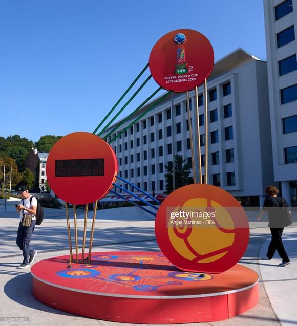 Hôm nay, khai mạc kỳ Futsal World Cup đặc biệt nhất lịch sử ảnh 2