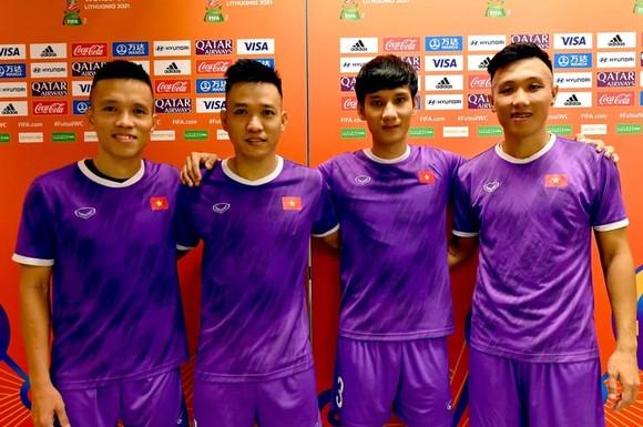 Những chứng nhân lịch sử của futsal Việt Nam ở World Cup ảnh 2