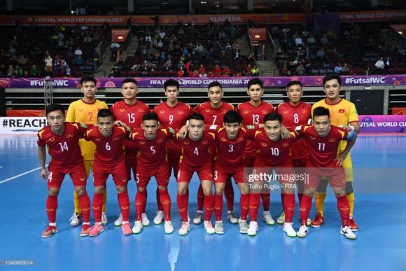 Điểm sáng tinh thần của đội tuyển futsal Việt Nam ảnh 2