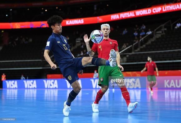 Thái Lan thua ngược Bồ Đào Nha ở Futsal World Cup 2021 ảnh 2