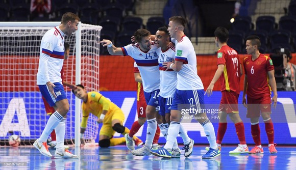 Futsal World Cup 2021: Dừng bước, nhưng đội tuyển Việt Nam đã khiến Á quân thế giới choáng váng ảnh 3