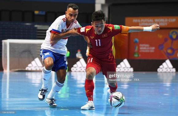 Futsal World Cup 2021: Dừng bước, nhưng đội tuyển Việt Nam đã khiến Á quân thế giới choáng váng ảnh 1