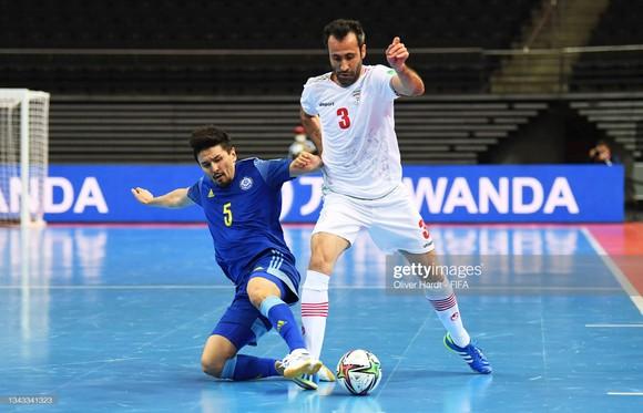 Xác định 2 cặp bán kết Futsal World Cup 2021 ảnh 1