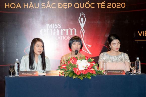 Việt Nam chính thức đăng cai cuộc thi Hoa hậu Sắc đẹp Quốc tế - Miss Charm International 2020 ảnh 1