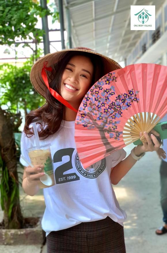 Hoa hậu Khánh Vân đồng hành cùng chiến dịch bảo vệ trẻ em bị xâm hại tình dục ảnh 2